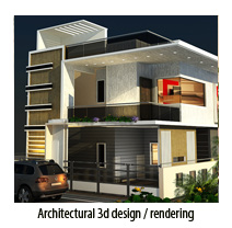 ARCHITECTURAL 3D :: Grand Ashok