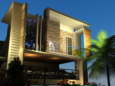 Front Elevation Design In Hyderabad Mamre Oaks 3d