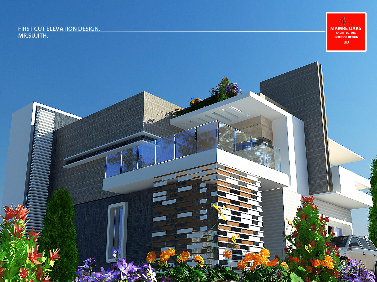 mamre oaks 3d architectural design and elevation services